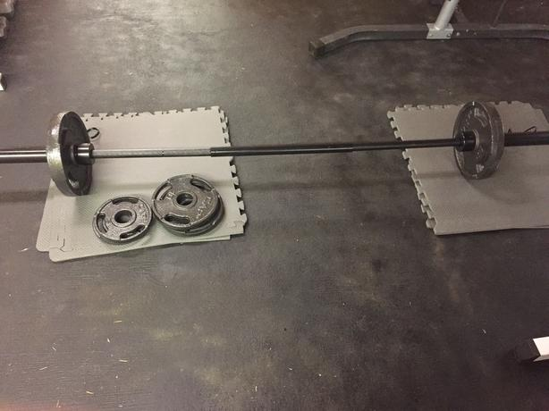 Olympic Weights and Olympic Barbell