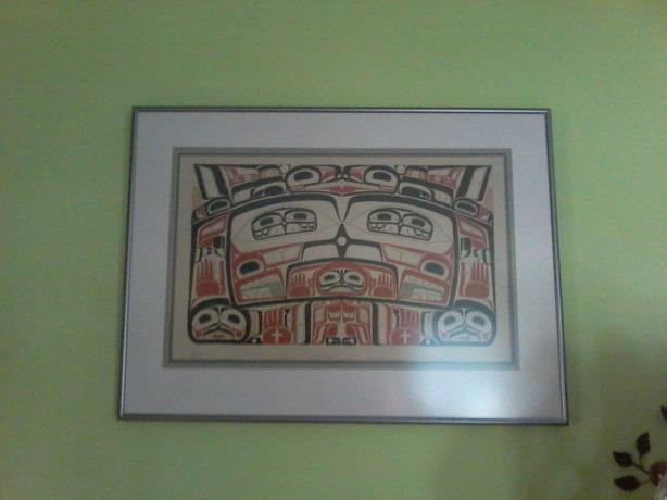 Roy Henry Vickers traditional print