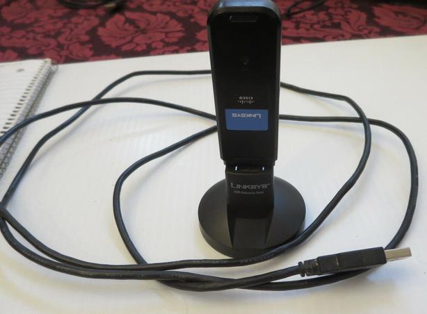 Linksys Dual Band USB WIFI adapterž