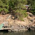 3.41 oceanfront acres on South Pender Island!