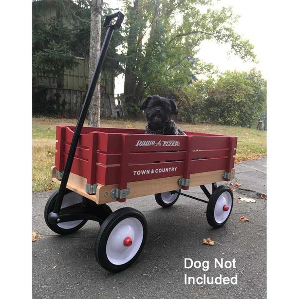 NEW Classic Little Red Wagon