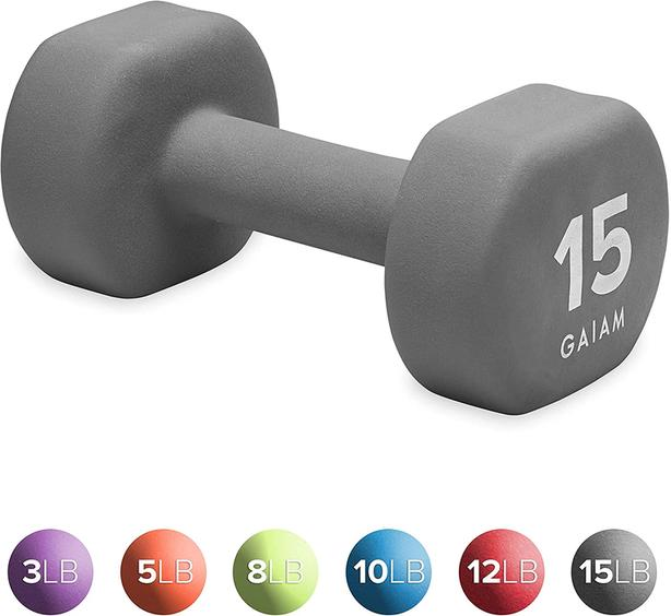15LB (X 2) NEOPRENE WEIGHTS WANTED