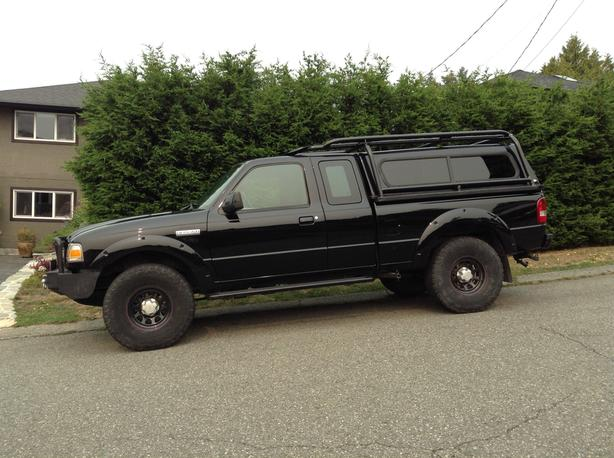 2009 Standard,4x4 Ranger V6 4L