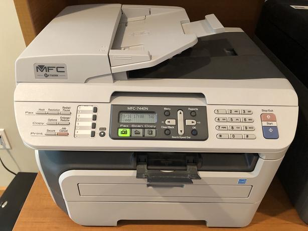 Brother MFC-7440N Network Printer