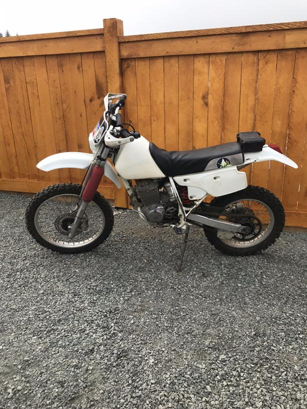 1991 XR250R