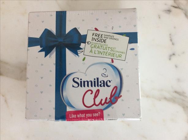 NEW Unopened Similac Club Gift Box