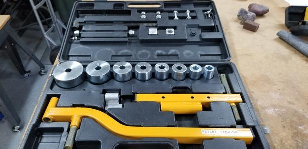 Brand new Metal bending Kit.
