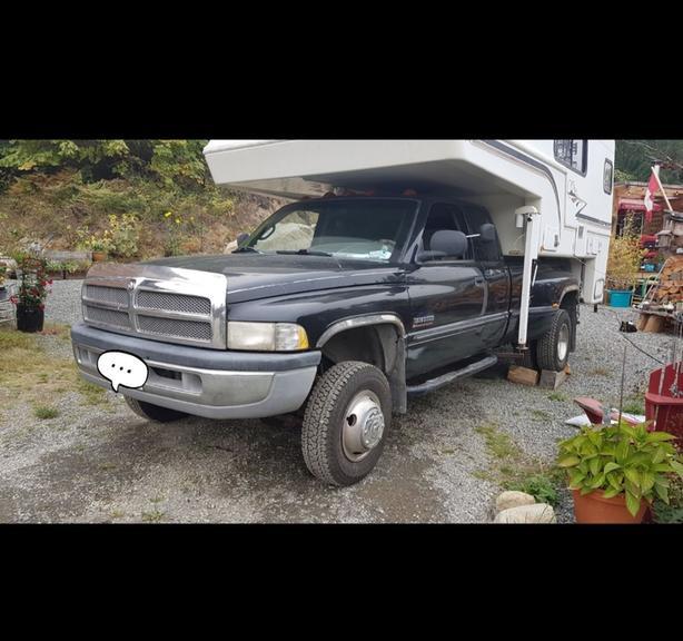 Dodge Cummins 3500 4x4