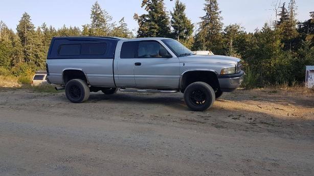 Dodge Cummins 4X4 2002