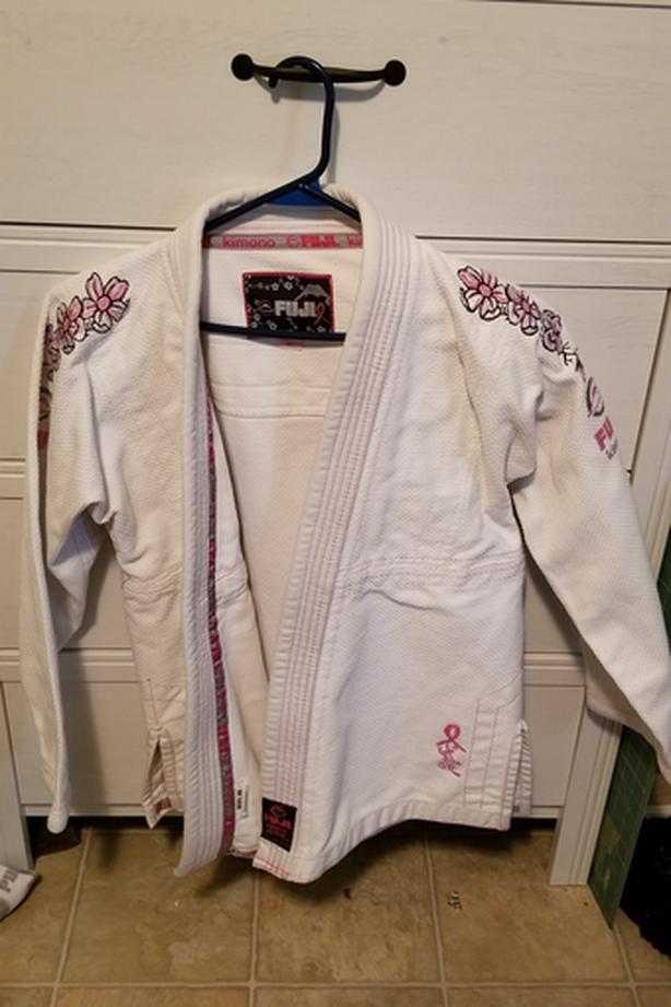 Womens Full BJJ Gi (belt included)