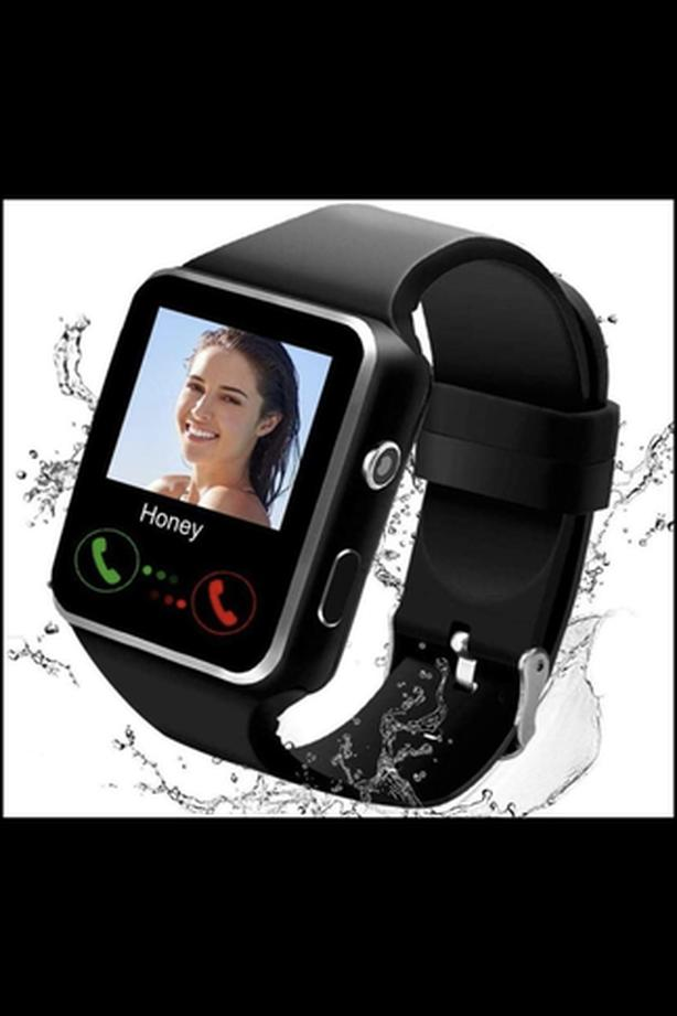 Smart watch bluetooth touchscreen cellphone
