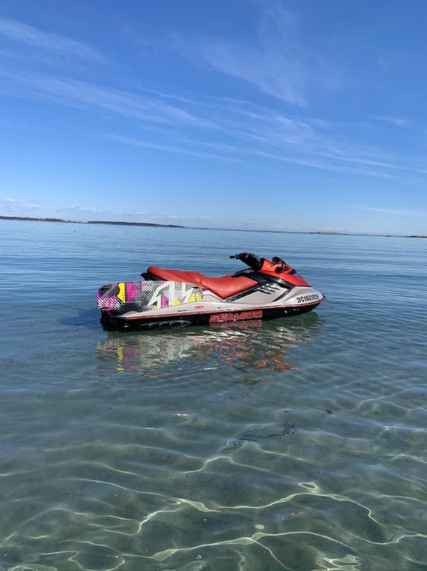 FOR TRADE: 2005 Seadoo RXT 215 SuperCharged