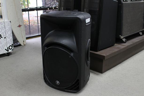 #I-14243 Mackie SRM450 V2 1 Active Powered PA Loudspeaker