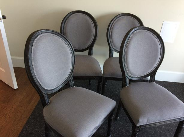 Reduced ! 4 Chair Dining Set