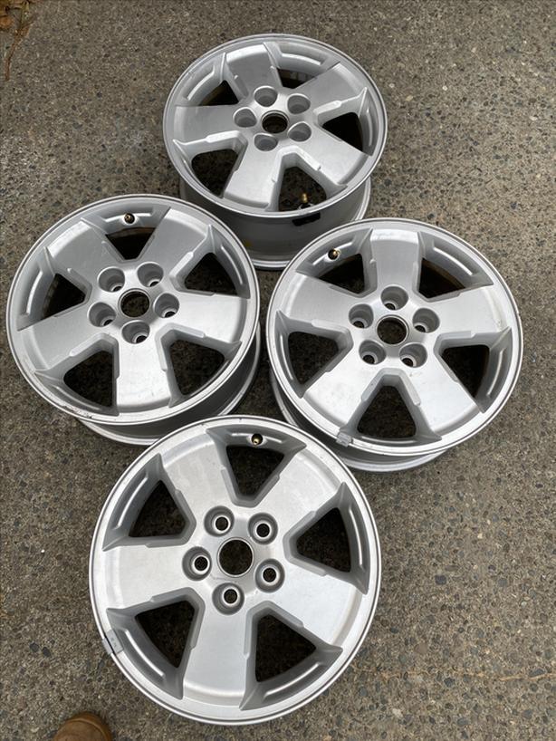 "16"" aluminum rims for ford"