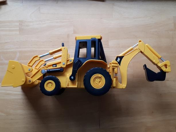 Battery Operated Backhoe