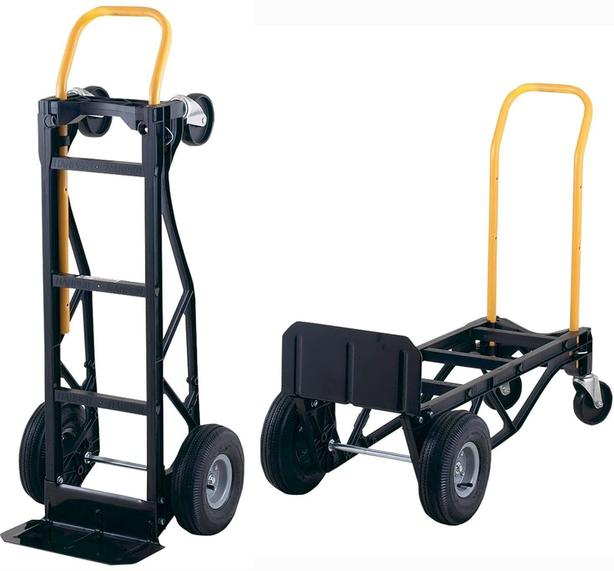 BRAND NEW IN BOX - Heavy Duty 700 lb Convertible Hand Truck and Dolly