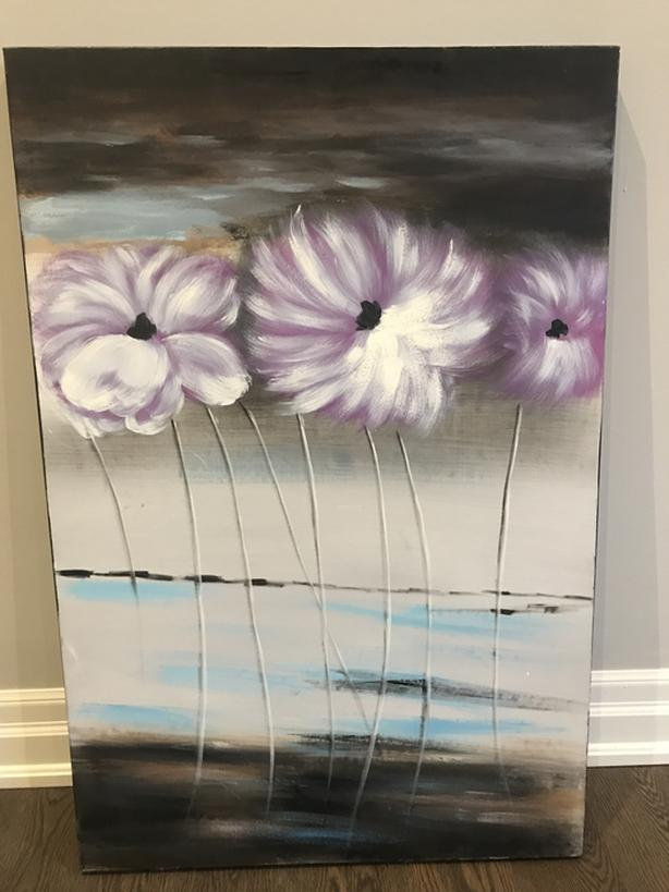 Canvas picture 2' x 3'