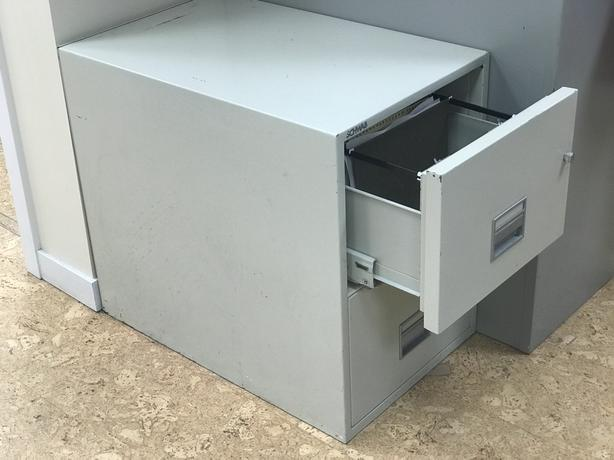 Fire proof filling cabinet