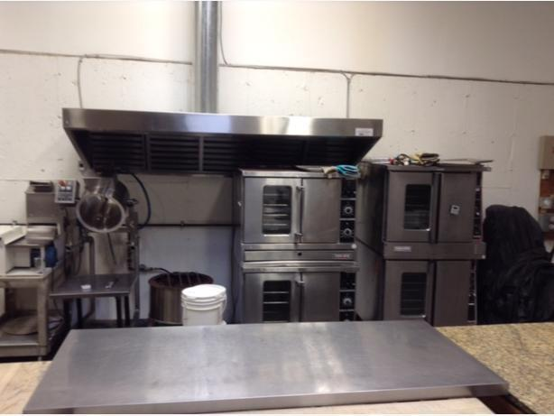 Large - CLEAN - commercial kitchen available to share - Keating area