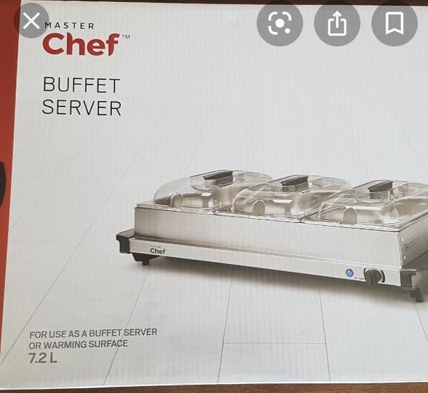 Buffet Server *NEW*