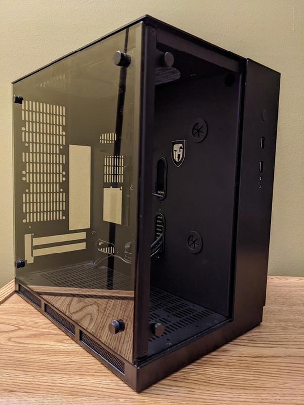 Lian Li PC-Q37 Aluminium Mini-ITX Case