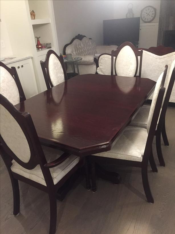 Dining set and/or couches