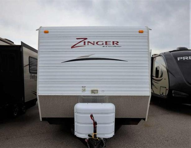 2011 CrossRoads RV ZINGER 26BH