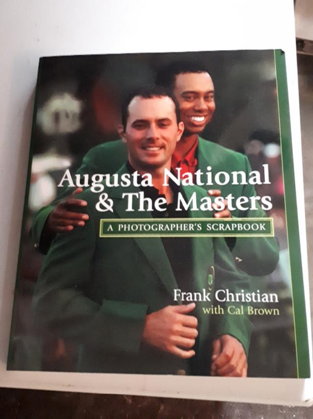 Augusta National and the Masters Book Mike Weir