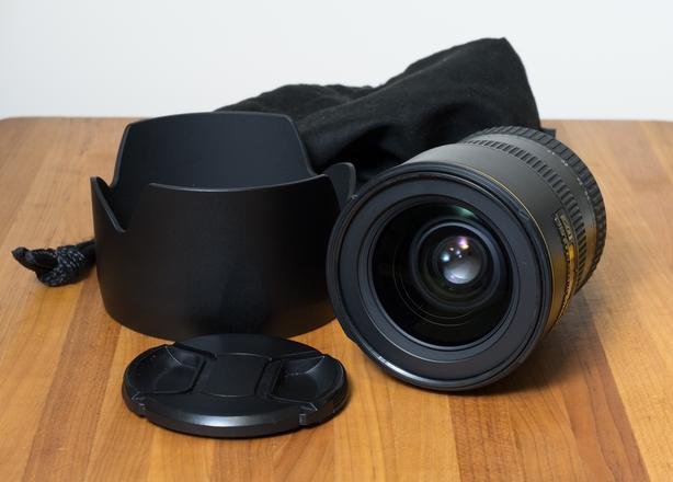 Nikon 17-55 f/2.8