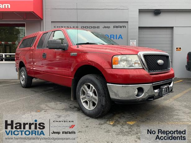 Used 2007 Ford F-150 No Accidents Extended Cab