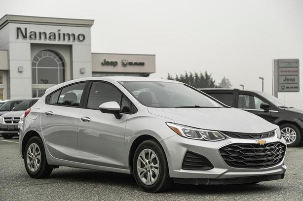 Used 2019 Chevrolet Cruze LS No Accidents Hatchback