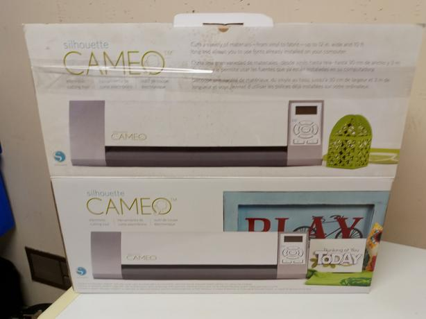 Silhouette Cameo Desktop Cutting Machine