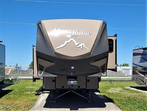 2017 Open Range RV MESA RIDGE 316RLS