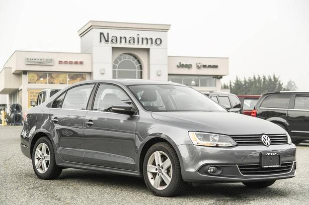 Used 2014 Volkswagen Jetta TDI Trendline+ No Accidents Low Kilometers Sedan