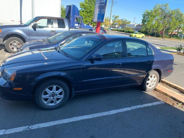 2004 Chevrolet Epica 4dr Sdn LS