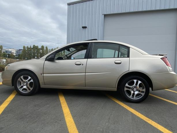 2005 Saturn Ion 4dr Sdn Ion 3 Uplevel Auto