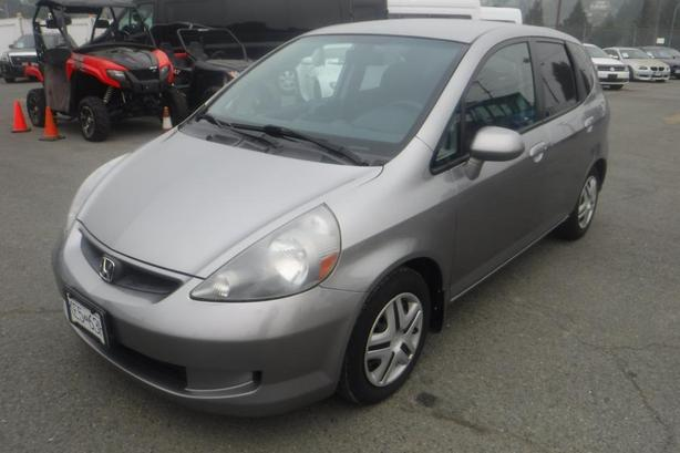2008 Honda Fit 5-Speed Automatic