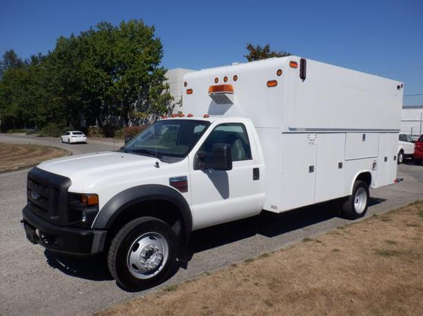 2008 Ford F-450 SD Service Truck Dually Diesel