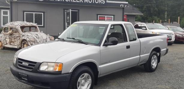 1997 Isuzu Hombre Black Creek Motors