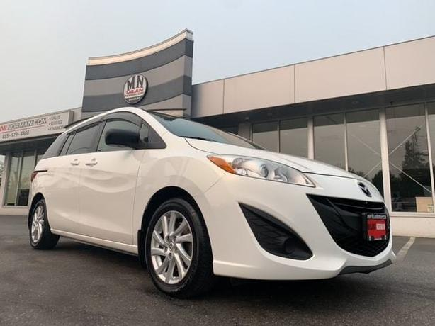 Used 2012 Mazda Mazda5 GS AUTOMATIC PWR GROUP A/C 6-PASSANGER Wagon