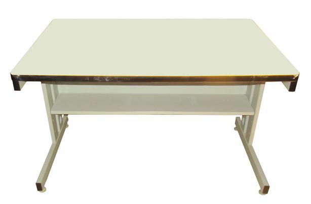 White Printer Table