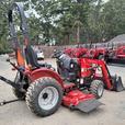 2017 Mahindra 24 4WD HST