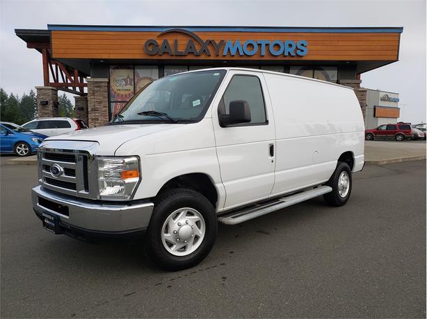2014 Ford Econoline Cargo Van COMMERCIAL - Full Power Package, Flex Fuel