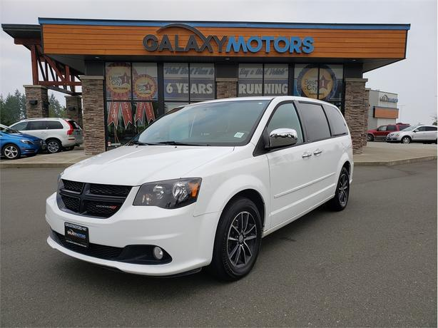 2014 Dodge Caravan GRAND  SE - 7 Passenger, DVD, Navigation
