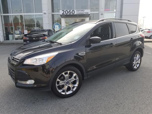 2014 Ford Escape SE Panoramic Sunroof-Heated Leather FWD