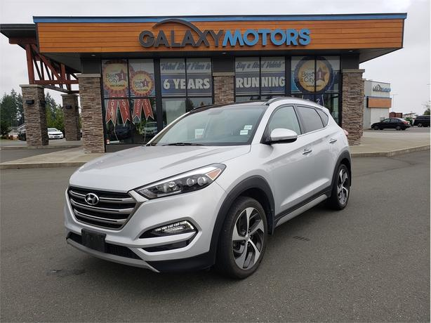 2017 Hyundai Tucson LIMITED - AWD, Leather Interior, Navigation