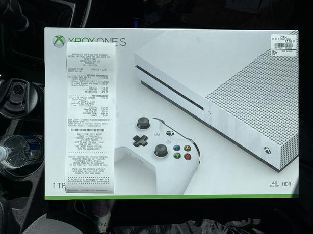 Xbox One S brand new in box
