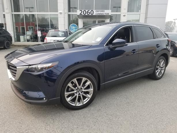 2019 Mazda CX-9 GS-L 7 Passenger-Leather-Sunroof AWD