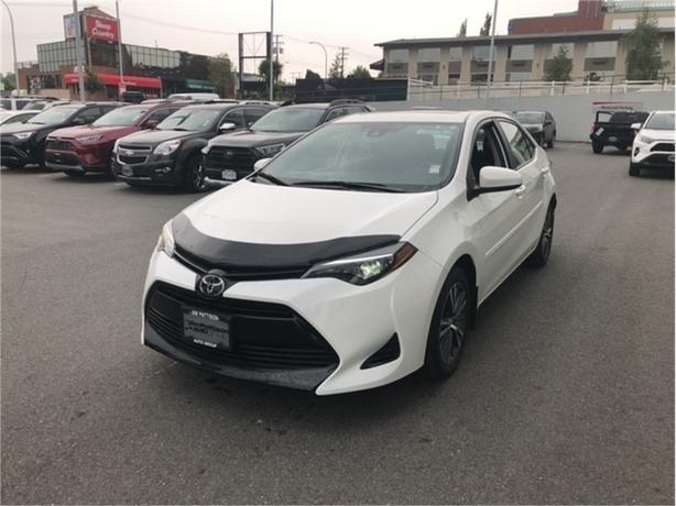 2019 Toyota Corolla LE W/SUNROOF